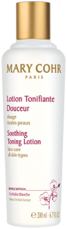 lotion tonifiante douceur